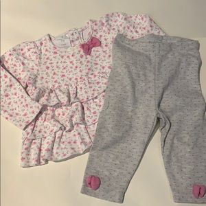 12m Laura Ashley outfit